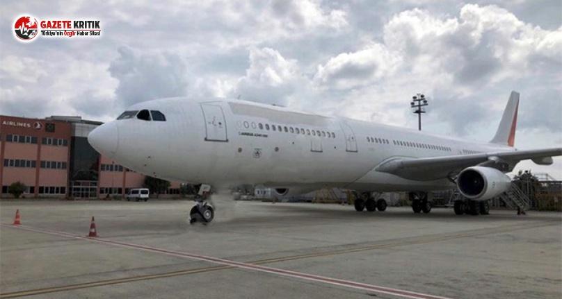 Sahibinden Satılık Yolcu Uçağı
