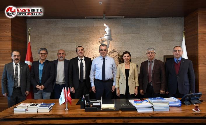 Satranç Federasyonundan Başkan Esen'e Teşekkür