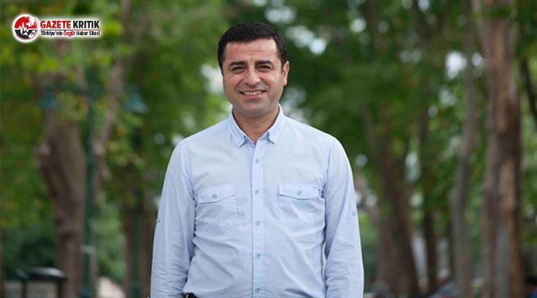 Selahattin Demirtaş'tan Davutoğlu'na Sert Sözler