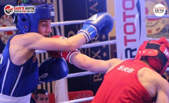 Türk Sporcular Madalyaları Süpürdü