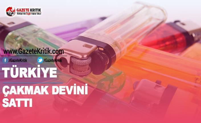 Türkiye Çakmak Devini Sattı