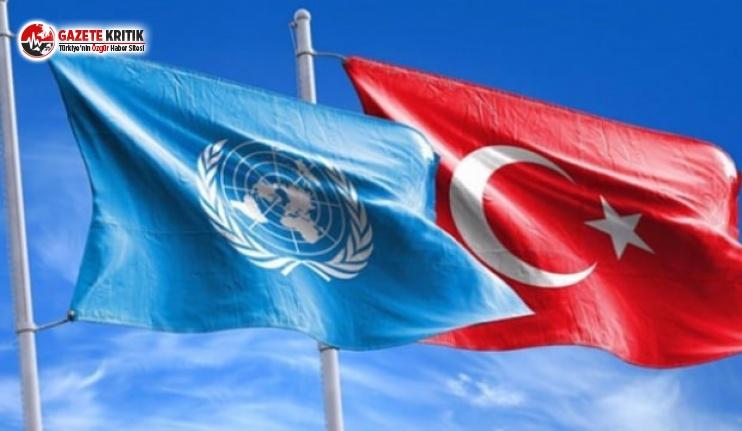 Türkiye, Libya Anlaşması İçin BM'ye Başvurdu
