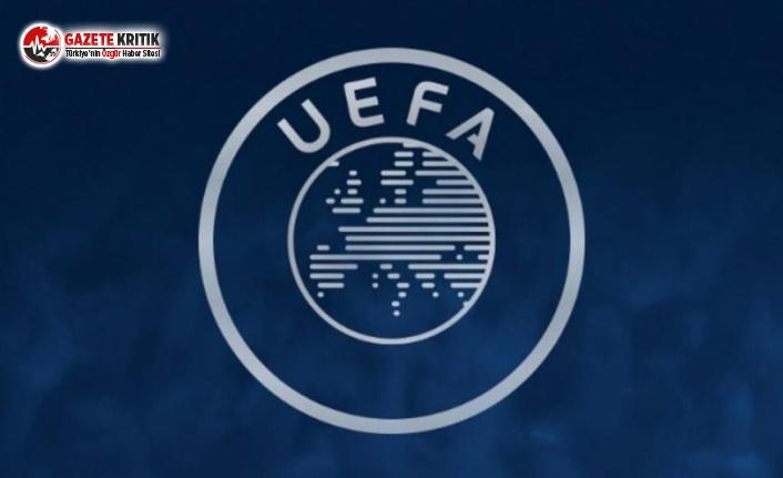 UEFA Asker Selamı İçin Kararını Verdi