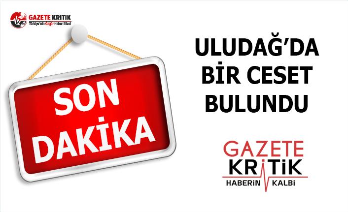 Uludağ'da Kayıp Dağcıların Arama Çalışmalarında...