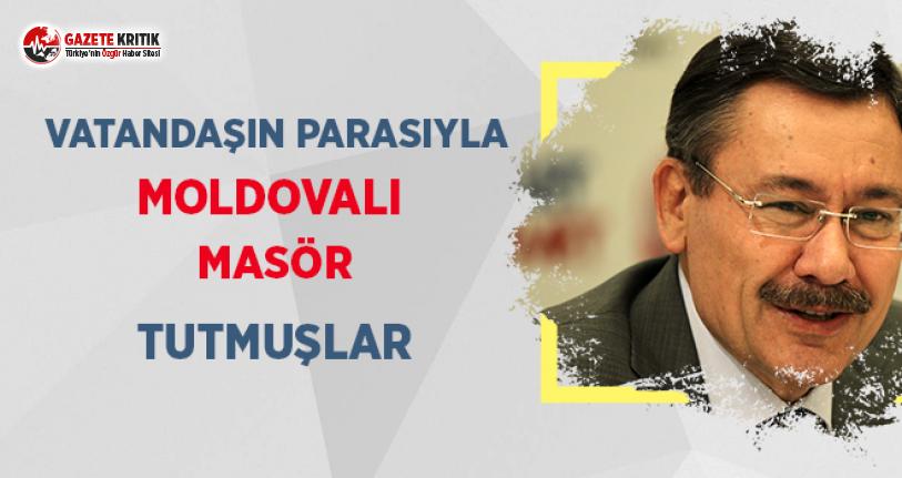 Vatandaşın Parasıyla Moldavalı Masör Tutmuşlar