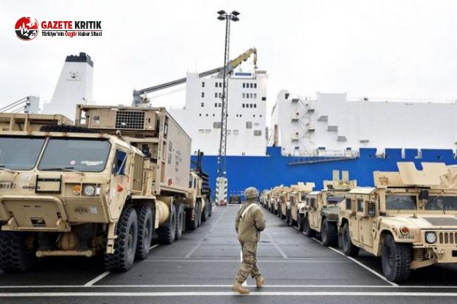 ABD,  Ortadoğu'ya 3500 asker daha sevk etti