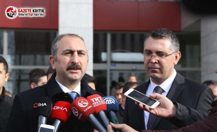 Adalet Bakanı Gül'den Kürtçe açıklaması:...