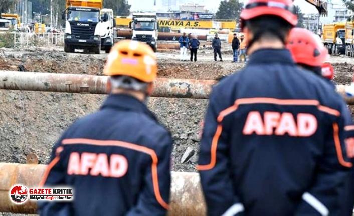 AFAD açıkladı: Deprem sonrası 79 milyon 600 bin yardım toplandı