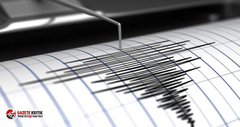 AFAD bilançoyu açıkladı : 318 artçı deprem oldu