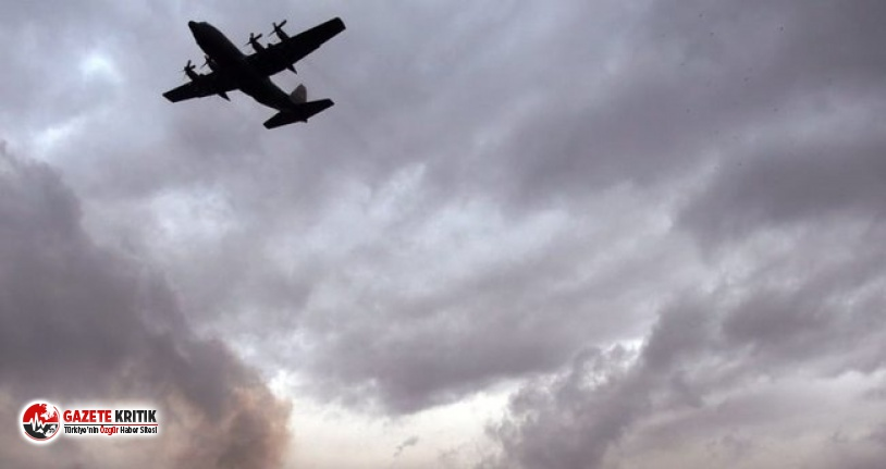Afganistan'da uçak düştü!