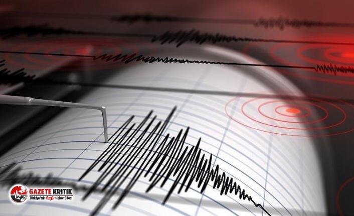 Manisa'da 3.2 büyüklüğünde deprem!