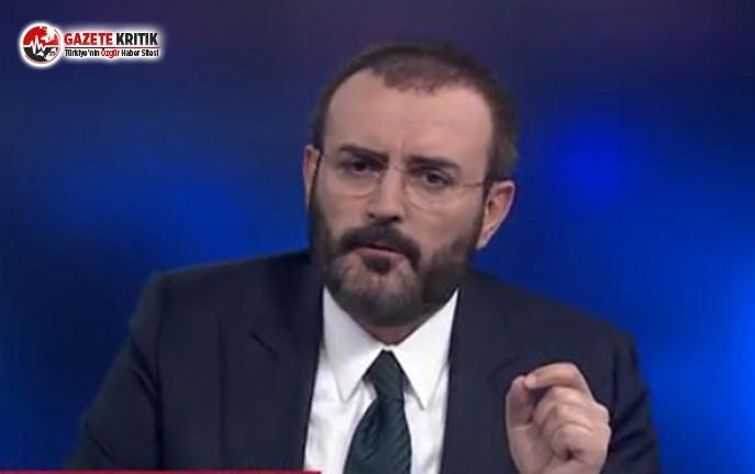 AKP'li Mahir Ünal: 10 yıllık basın emekçisiyle...