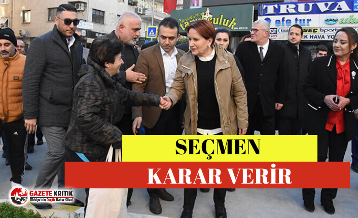 Akşener'den tartışılan Erzurum tatili yorumu: O tür konuların kararını seçmen verir