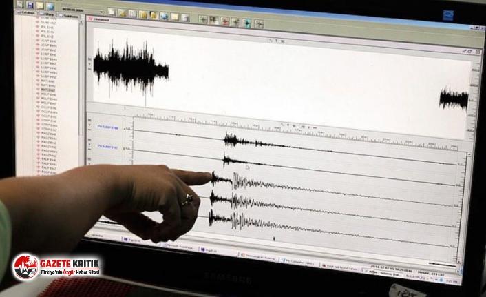 Ankara'da peş peşe depremler