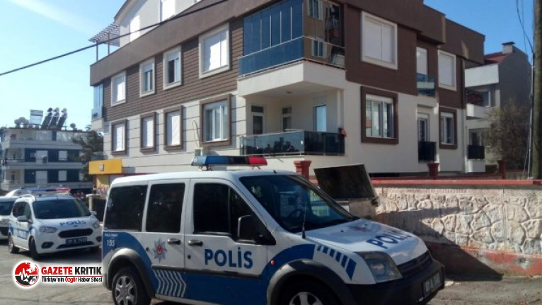 Antalya'da eski koca  dehşeti ! Eşini ve kızını tabancayla öldürdü