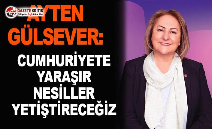 Ayten Gülsever'den Antalya'da yoğun mesai
