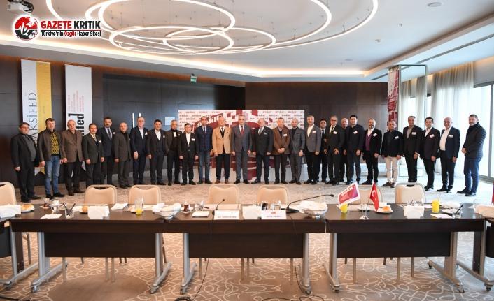 Başkan Esen, öncelikli projelerini anlattı