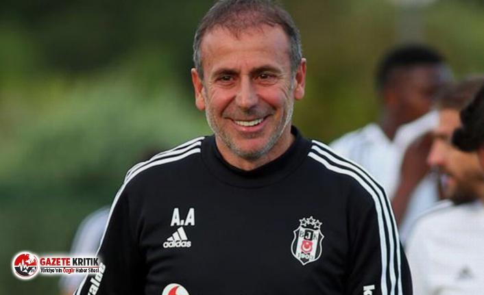 Beşiktaş Abdullah Avcı sözleşmesini feshetti