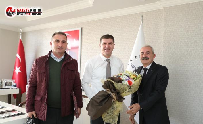 Burdur Belediyesi Toplu İş Sözleşmesi İmzaladı