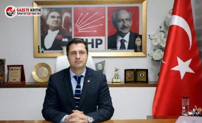 CHP İzmir İl Başkanı Deniz Yücel'den Dağ'a...
