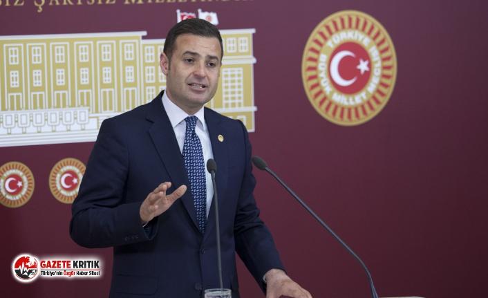 CHP'li Akın'dan şartlı bağış tepkisi