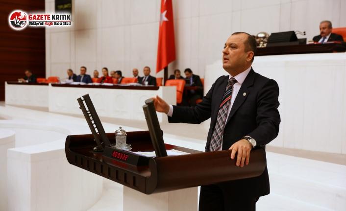CHP'li Aygun'dan 10 Ocak Çalışan Gazeteciler Günü mesajı