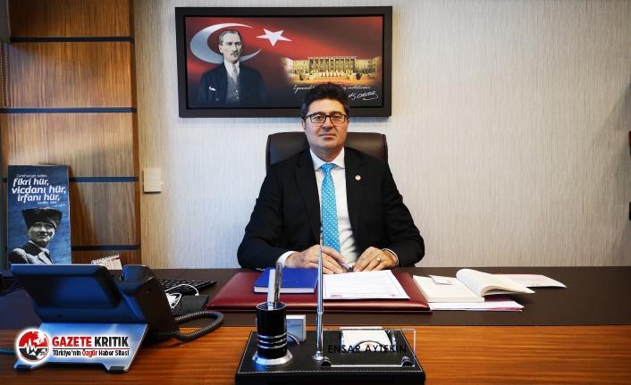 CHP'li Aytekin: ''O ilçelere AFAD kurulmalı''