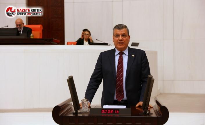 CHP'li Barut:Tarım Bakanı Adana'ya gelsin,...