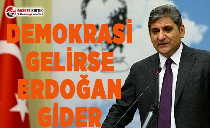 CHP'li Erdoğdu:Erdoğan ve ekibi gidici, herkes...