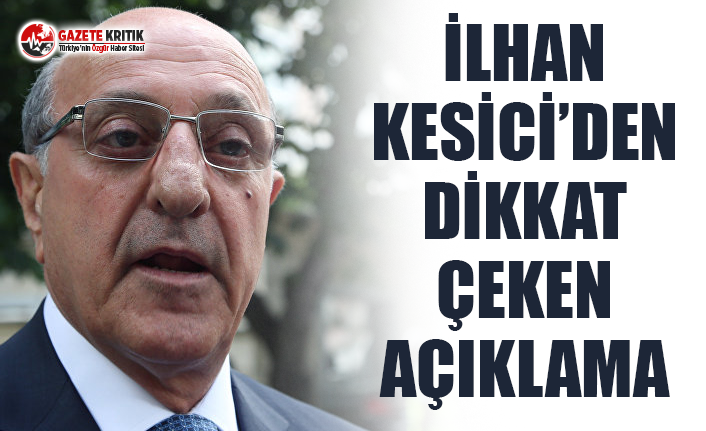 CHP'li İlhan Kesici'den dikkat çeken Volkswagen...