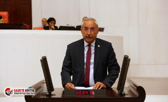 CHP'li Kaplan: ''AKP ülkenin ruh halini bozdu!''