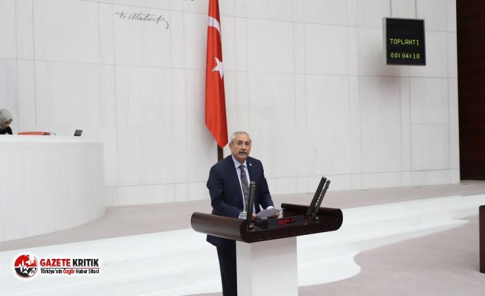 CHP'Lİ KAPLAN'DAN ÇOCUK İŞÇİLİĞİ...