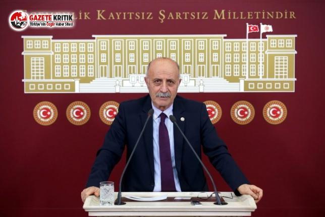 CHP'li Keven: Türkiye, Suriye'den Hububat...