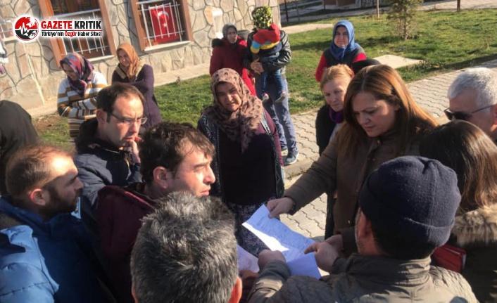 CHP'li Köksal: TOKİ'leri verdiler, arkasında...