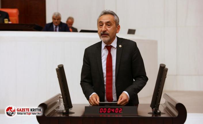 CHP'li Mustafa Adıgüzel o iddiaları sordu
