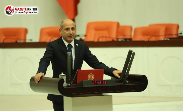CHP'li Öztunç, Taşerona Sahip Çıkıyor