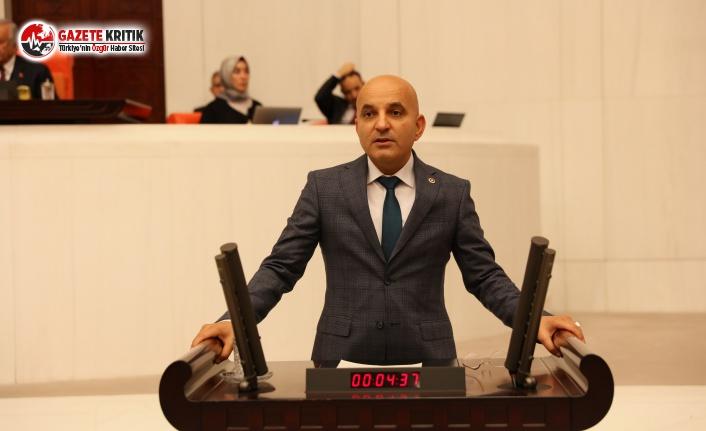 CHP'Lİ POLAT: MUHALİF GAZETELER BASKIYLA SUSTURULMAYA...