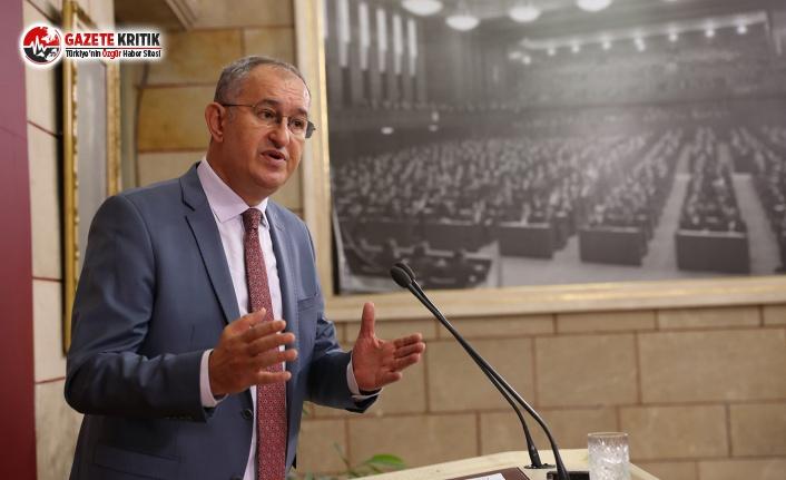 CHP'li Sertel: Bir dönem soğan deposu basanlar...
