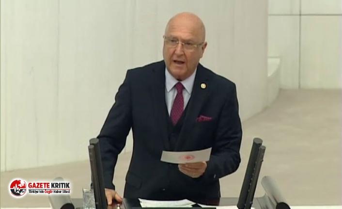 İYİ Parti'li Subaşı, kanun teklifini meclise sundu