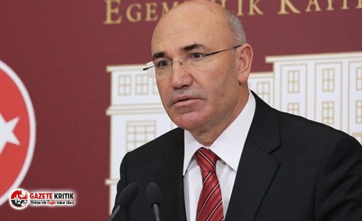 CHP'li Tanal'dan deprem vergileri araştırma...