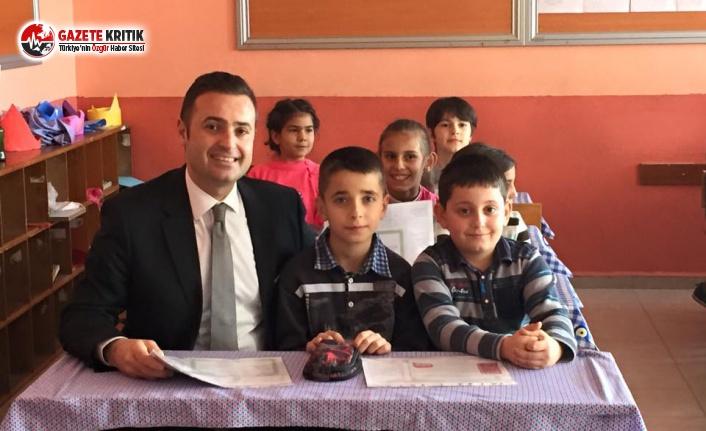 CHP'Lİ AKIN'DAN YARIYIL TATİLİNE GİREN ÖĞRENCİLERE...