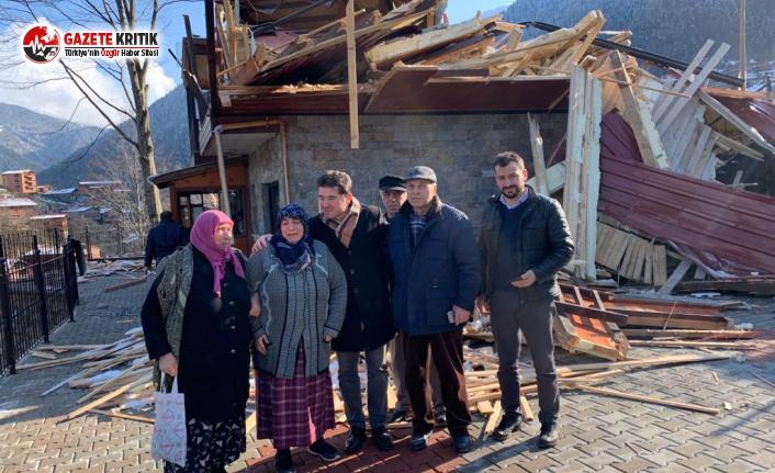 CHP'Lİ KAYA, İMAR DÜZENLEMESİNE UZUNGÖL'ÜN DE ALINMASINI İSTEDİ