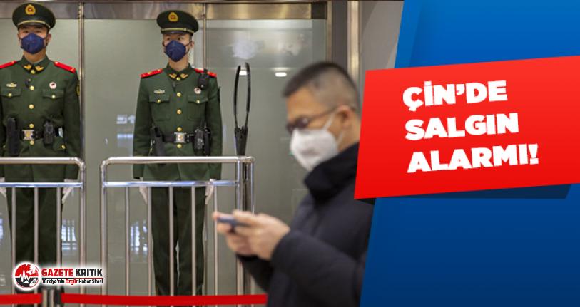 Çin'de Vuhan kentinin ardından Huanggang da karantina altına alındı