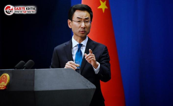 Çin'den İran'ın saldırısı sonrası açıklama