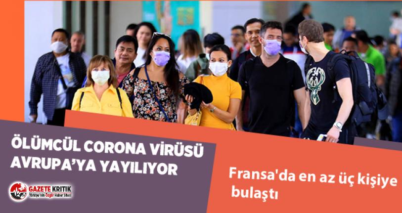 Corona Virüsü Avrupa'da: Fransa'da en...