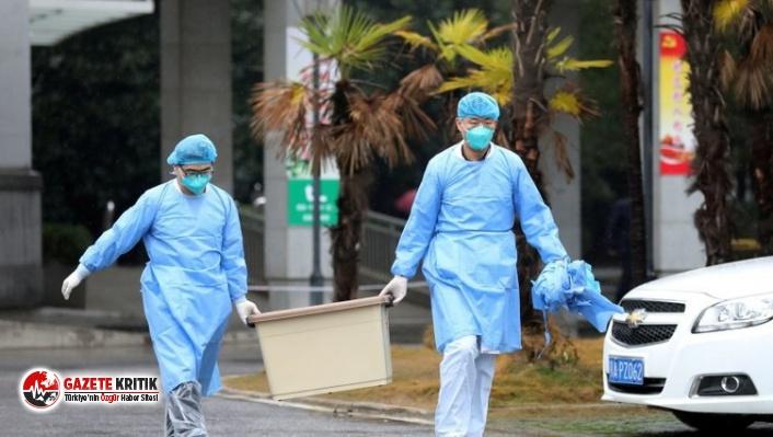 Corona virüsü Wuhan'da ki virüs laboratuvardan...