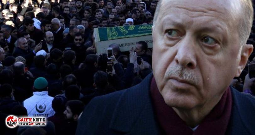 Erdoğan gelecek diye cenazeyi beklettiler!