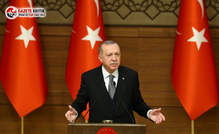 Erdoğan, Ruhani ve Salih ile Görüştü!