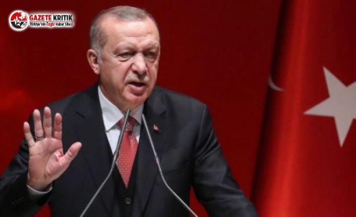 Erdoğan'dan AB'ye net mesaj