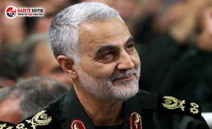 Esad: Suriye halkı hiçbir zaman General Süleymani'yi...
